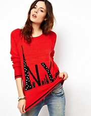 River Island NYC Jumper
