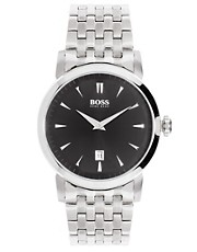 Boss by Hugo Boss &ndash; Uhr mit silbernem Armband