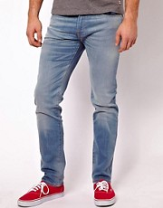 Levis Jeans 511 Slim Fit Bleach Wave