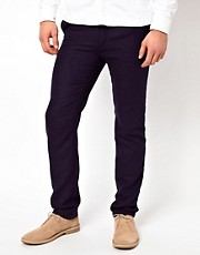 Suit Wool Mix Trousers in Slim