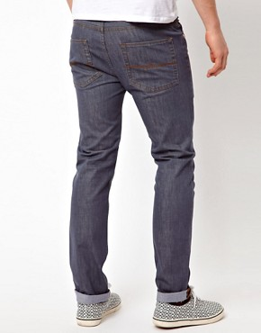 Image 2 ofASOS Slim Jeans In Grey