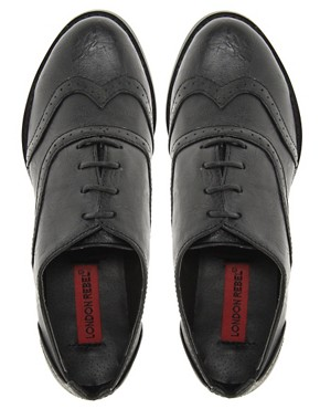 Image 3 ofLondon Rebel Brogues