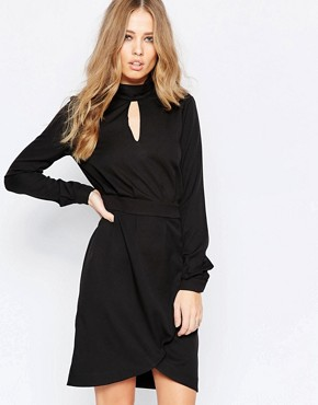 Y.A.S Venice Long Sleeve Shirt Dress
