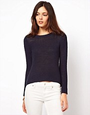 Vila Zip Side Jumper