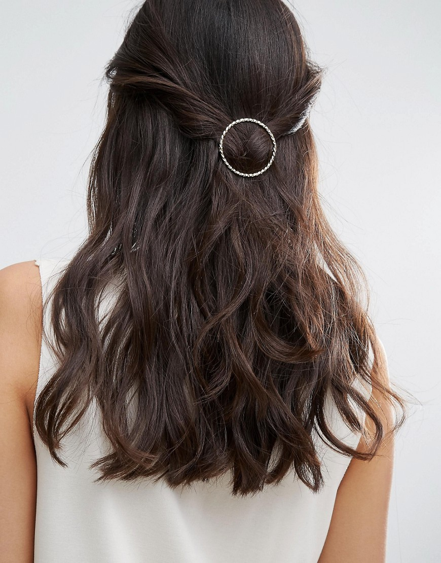 Заколка для волос Pieces Hinan - Золотой