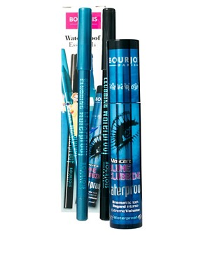 Image 1 ofBourjois Limited Edition Clubbing Waterproof Essentials SAVE 30%