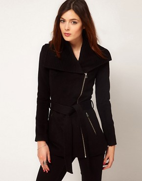 Image 1 ofUnconditional Square Collar Coat