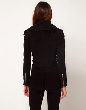 Image 2 ofUnconditional Square Collar Coat