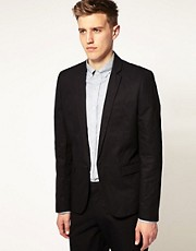 ASOS Slim Fit Metallic Suit Jacket