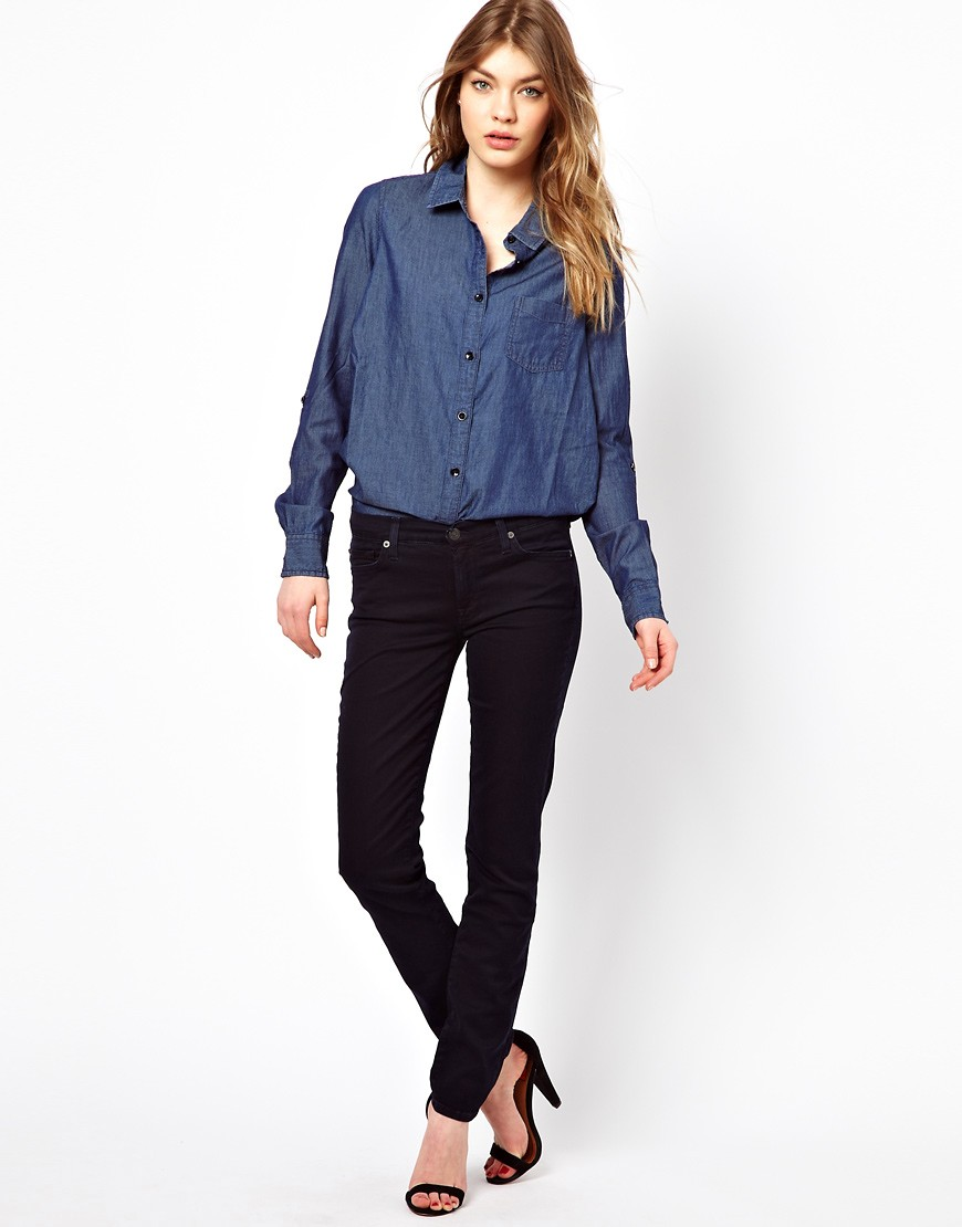 Image 4 of7 For All Mankind The Skinny Jean