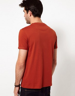 Image 2 ofFarah Vintage T-Shirt with Contrast Pocket