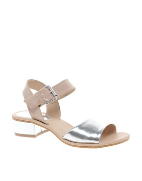 Image 1 ofTimeless Low Heel Sandal