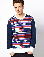 Spy Aztec Sweatshirt
