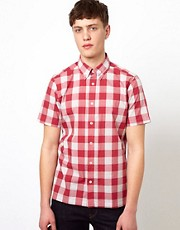 Ben Sherman Large Gingham Shirt