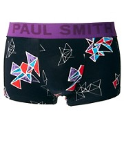 Paul Smith  Unterhose mit geometrischen Formen