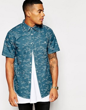 Altamont Wavy Short Sleeve Shirt