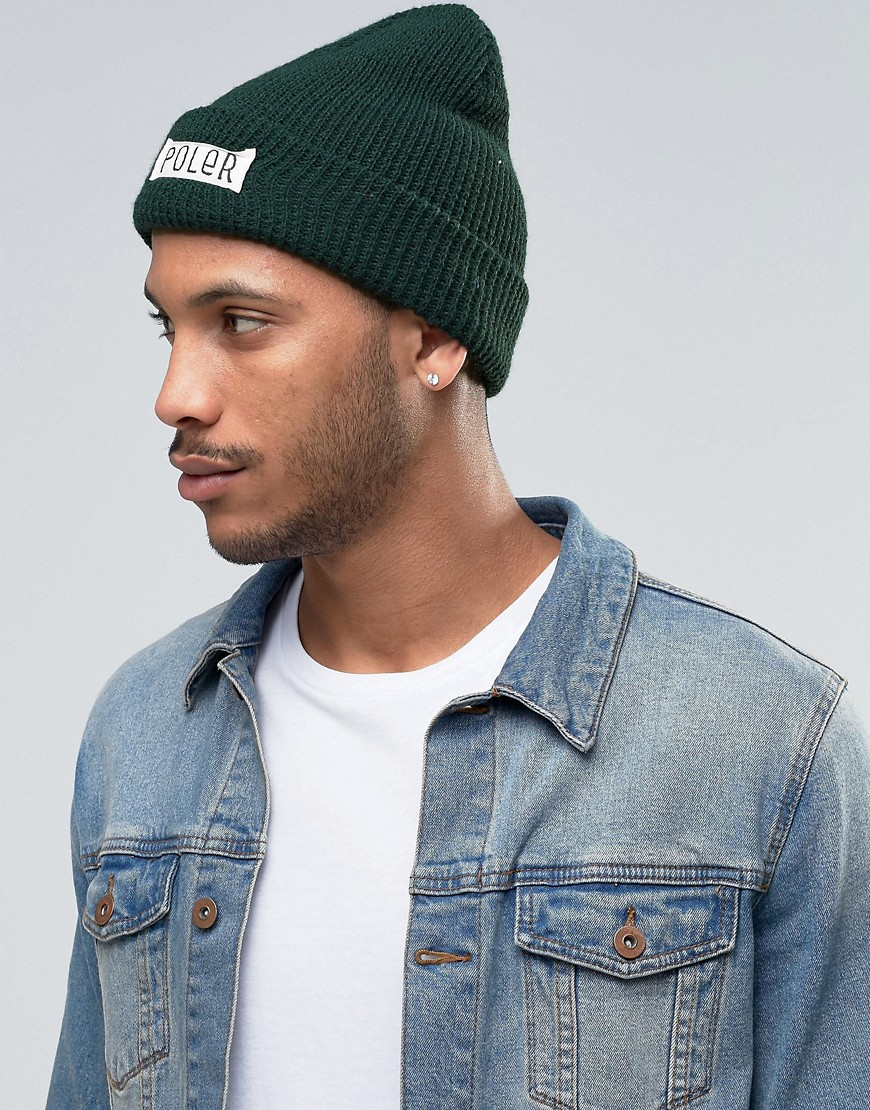 poler-beanie-workerman-green