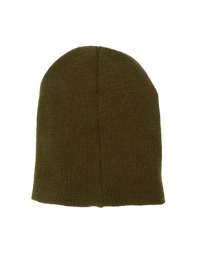 Image 4 ofASOS Mixed Stud Boyfriend Beanie