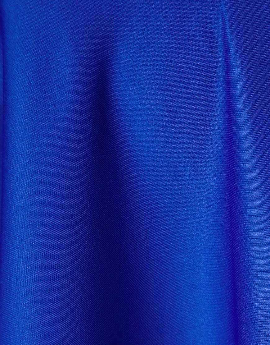 Image 3 ofASOS Full Midi Skirt in Scuba