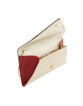 Image 2 ofNew Look Parker Envelope Clutch