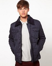 Antony Morato Quilted Jacket