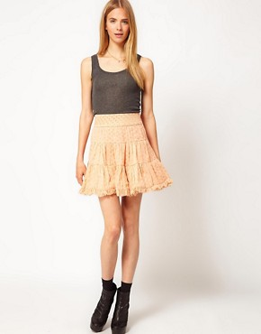 Image 1 ofGanni Swing Skirt