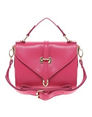 Oasis Metal Tip Crossbody Bag