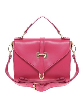 Image 1 ofOasis Metal Tip Crossbody Bag