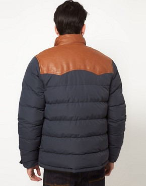 Image 2 of ASOS Quilted Jacket