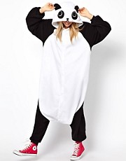 Mono en forma de oso panda de Kigu