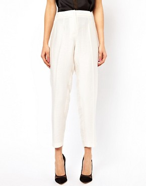 Image 2 ofASOS Evening Peg Trousers