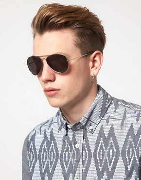 Image 3 ofJack &amp; Jones Aviator Sunglasses