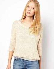 American Vintage Uma Slouchy Knitted Sweater
