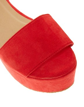 Image 2 ofASOS HUMBLE Flatforms