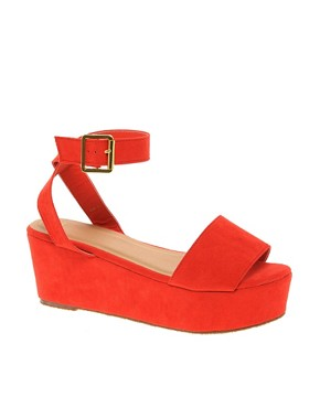 Image 1 ofASOS HUMBLE Flatforms