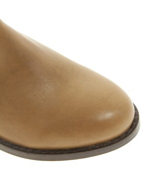Image 3 ofASOS ALTITUDE Leather Jodhpur Ankle Boots