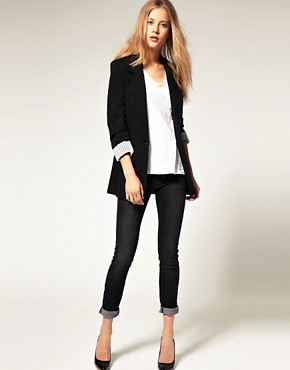 Image 4 ofASOS Boyfriend Blazer