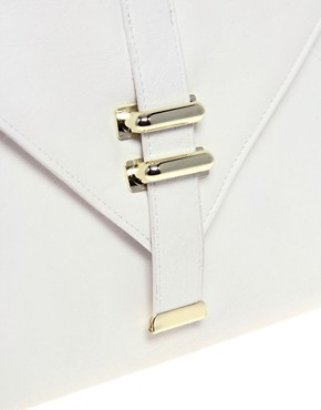 Image 4 ofASOS Slot Through Envelope Clutch