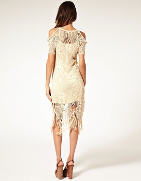Image 2 ofASOS Premium Hand Crochet Dress