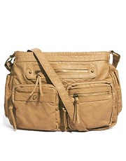 New Look Shelly Utility Satchel
