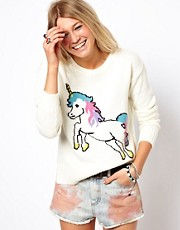ASOS Unicorn Jumper