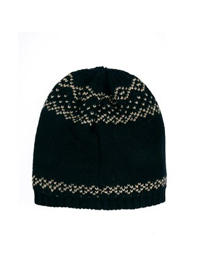 Image 4 ofVivienne Westwood Fairisle Orb Beanie
