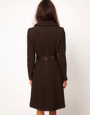 Image 2 ofASOS Limited Edition Military Coat