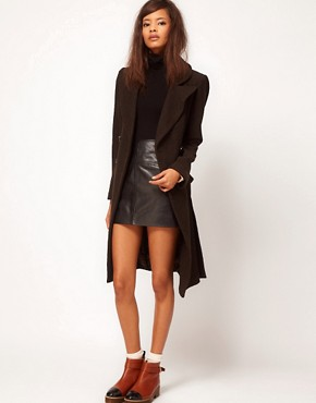 Image 4 ofASOS Limited Edition Military Coat
