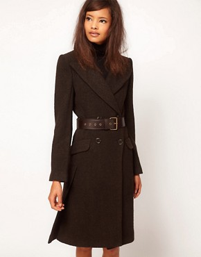 Image 1 ofASOS Limited Edition Military Coat