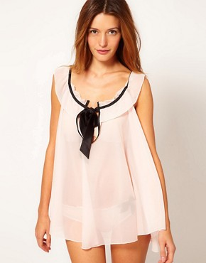 Image 1 ofDirty Pretty Things Isis Baby Doll Top