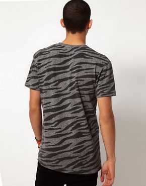 Image 2 ofWorn By Zebra T-Shirt