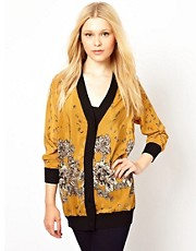 Darling - Cardigan a fiori