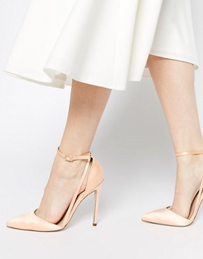 ASOS PHOTOGRAPHER Pointed High Heels