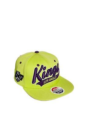 Image 2 ofZephyr Kings Bright Swoop Snapback Cap
